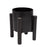 Terrento Pot Stand S | Black