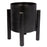 Terrento Pot Stand L | Black
