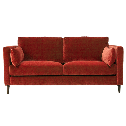 Alpha Sofa 2.5 Seater | Classic Rust