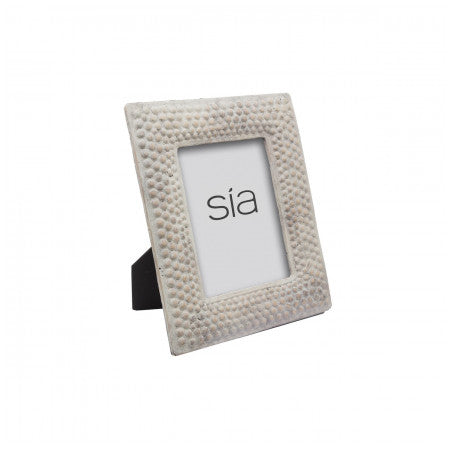 BERRY PHOTO FRAME SÌA | White