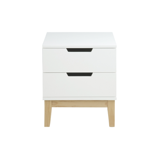 BUCA BED SIDE TABLE | WHITE