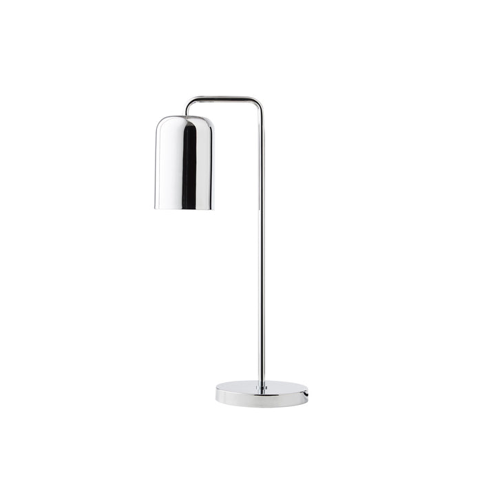 CHILL TABLE  LAMP | CHROME