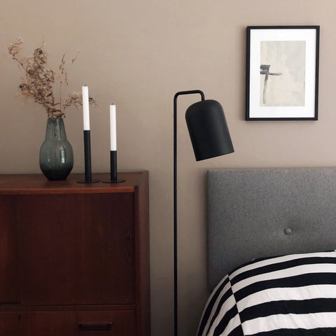 CHILL FLOOR LAMP | MATT BLACK