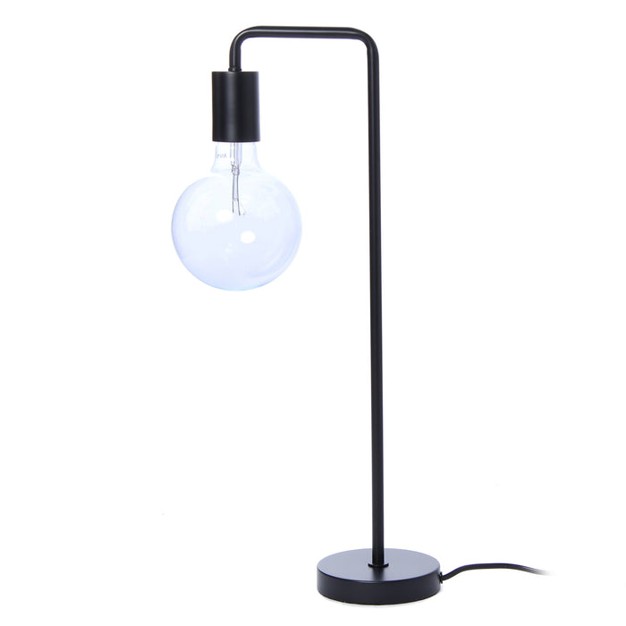 Cool Table Lamp | Matt Black