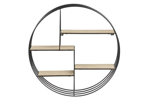 Darkenberg Wall Unit | Metal Black