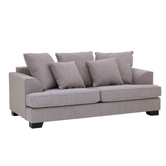 New York Sofa 2.5 Seater | Grey