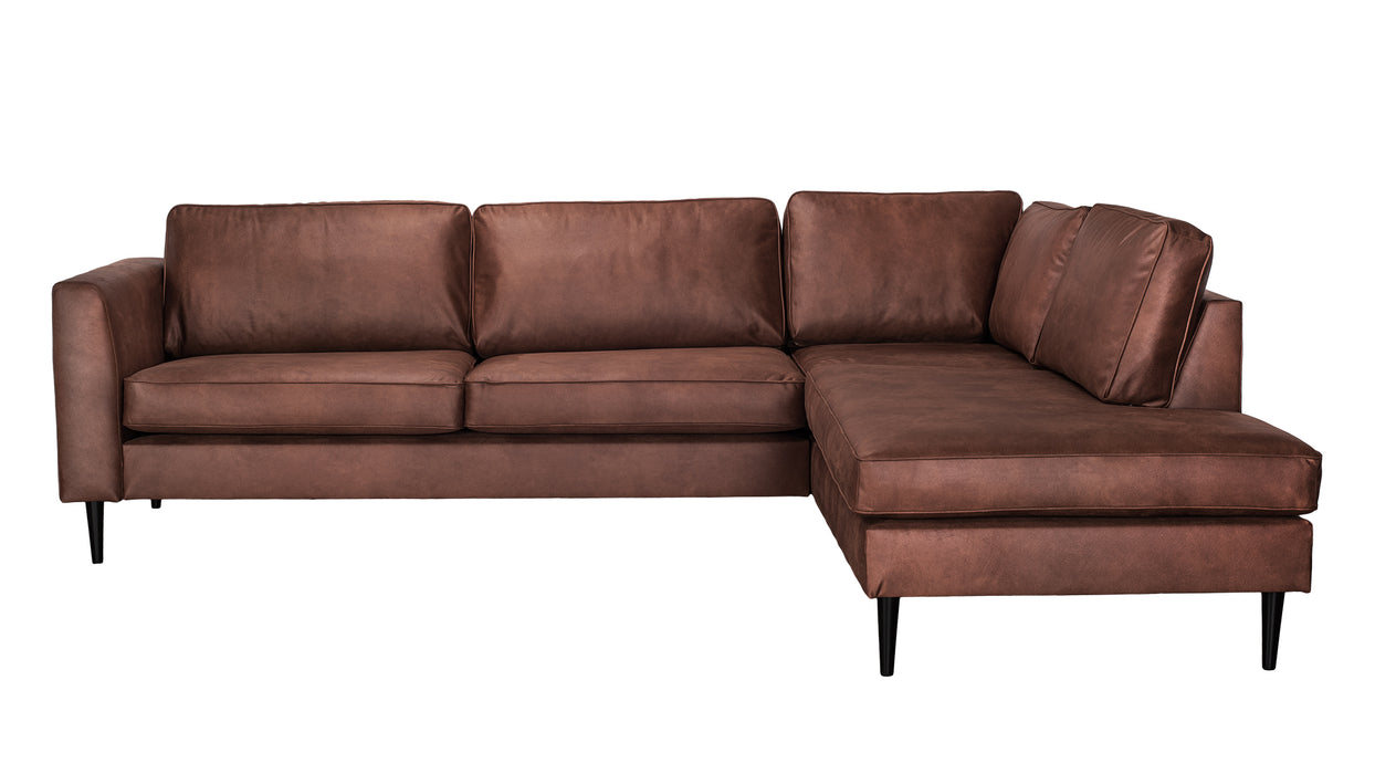 Houston Corner Sofa Right | Kentucky Mocca