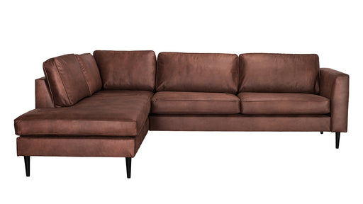 Houston Corner Sofa Left | Kentucky Mocca