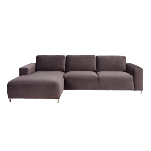 Imagination Sofa with Chaise Left | Dark Grey