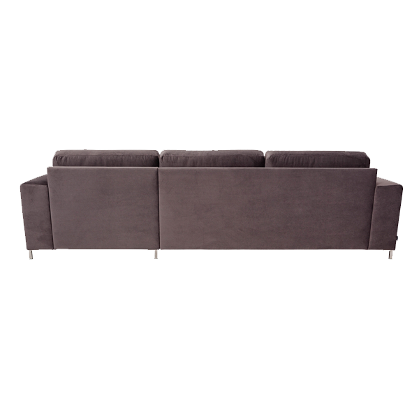 Imagination Sofa with Chaise Right | Dark Grey