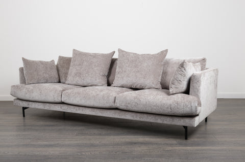 Rhodes 3 Seater Sofa XL | Grey