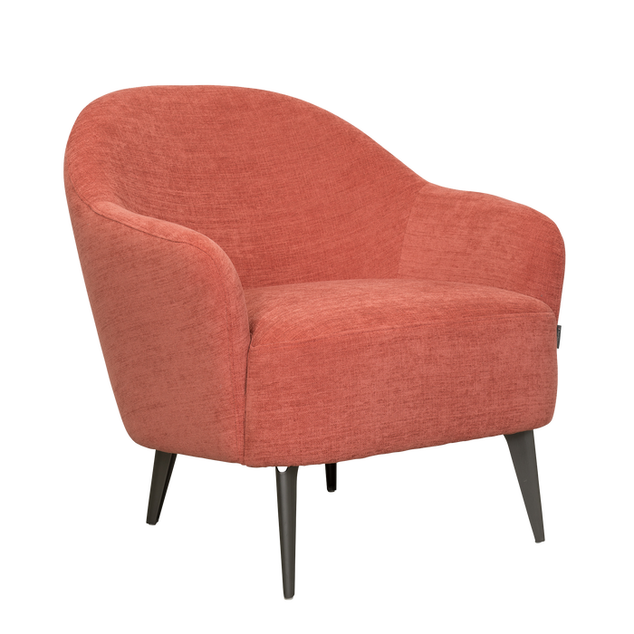 Lucy Chair | Salmon
