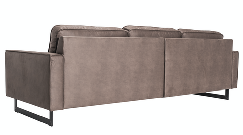 Pinto sofa 4 seaters | Kentucky stone