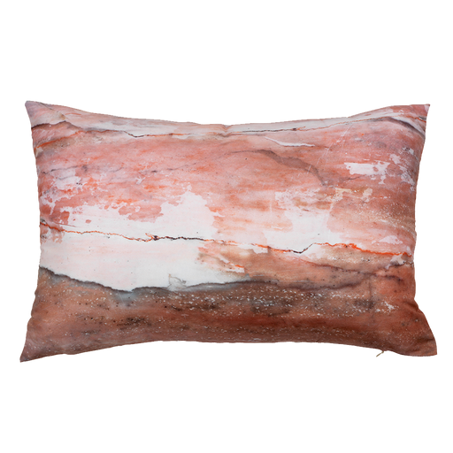 Rock Cushion | Red