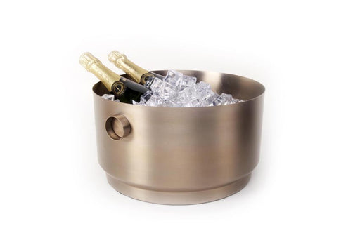 Rondo Party Bucket (stainless steel) - Soft Copper