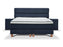 LIGNE Bed blue - Dorma Home