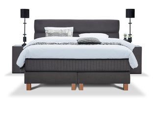 LIGNE Bed | Antrazit Dorma Home