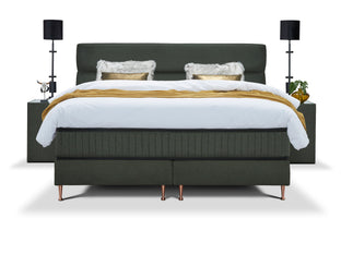 LIGNE Bed | Green Dorma Home