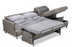 Capri Sofa Bed | Grey