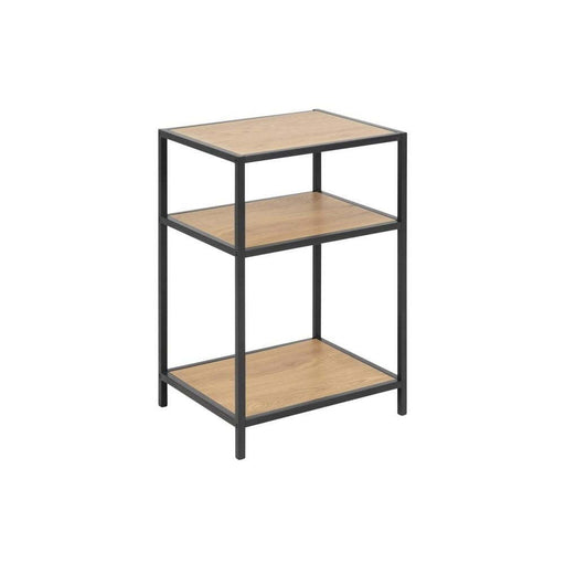 Seaford bedside table | Oak