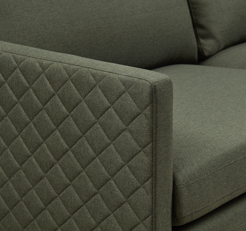 Sicilia Sofa 3 seaters | Malmo Green