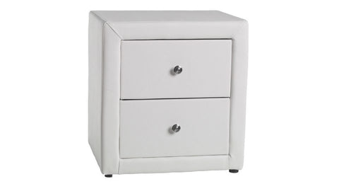 Nightstand Square | White
