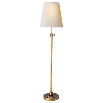 Bryant Brass Table Lamp
