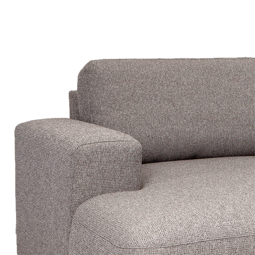 Imagination U-Sofa | Left | Light Grey