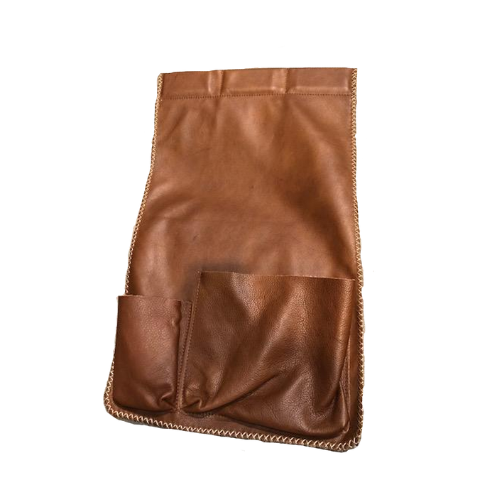 Armrest Bag Adjustable | Cognac, Leather