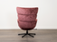 Turtle Chair | Aubergine
