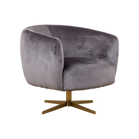 Auburn Chair | Grey
