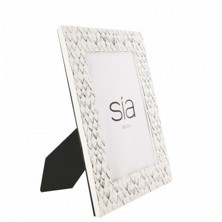 MOMENTO PHOTO FRAME SÌA | White