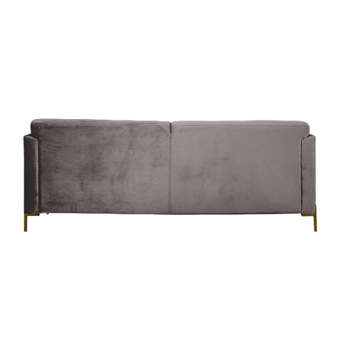 Conley Sofa 3 Seater | Grey
