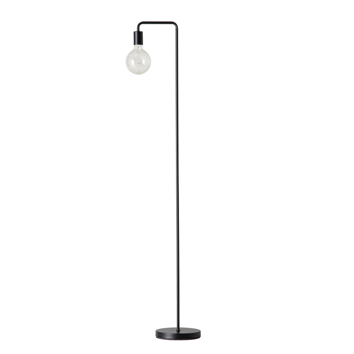 Cool Floor Lamp | Matt Black