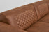 Avila Corner Sofa Left | Kentucky Cognac