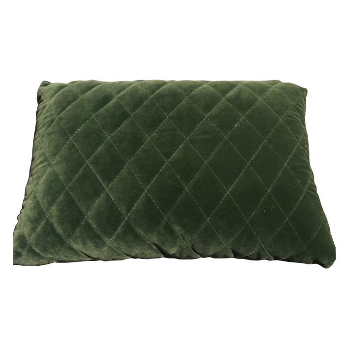 Deco Cushion | Emerald