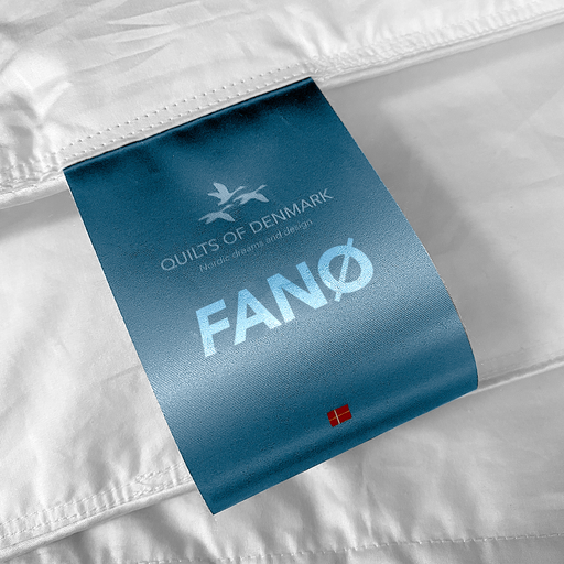 FANØ 3 chamber pillow