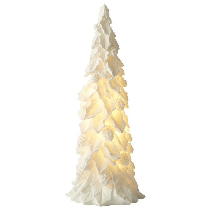 Serafina LED Christmas Tree | White