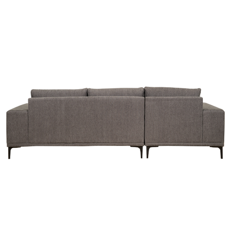 Emerson Sofa with Chaise Right | Grey