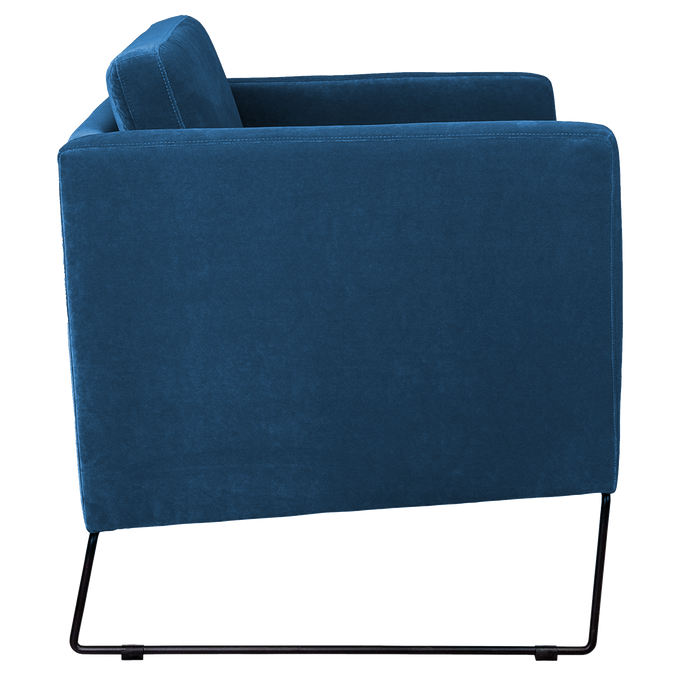 Gamma Chair | Petrol Blue
