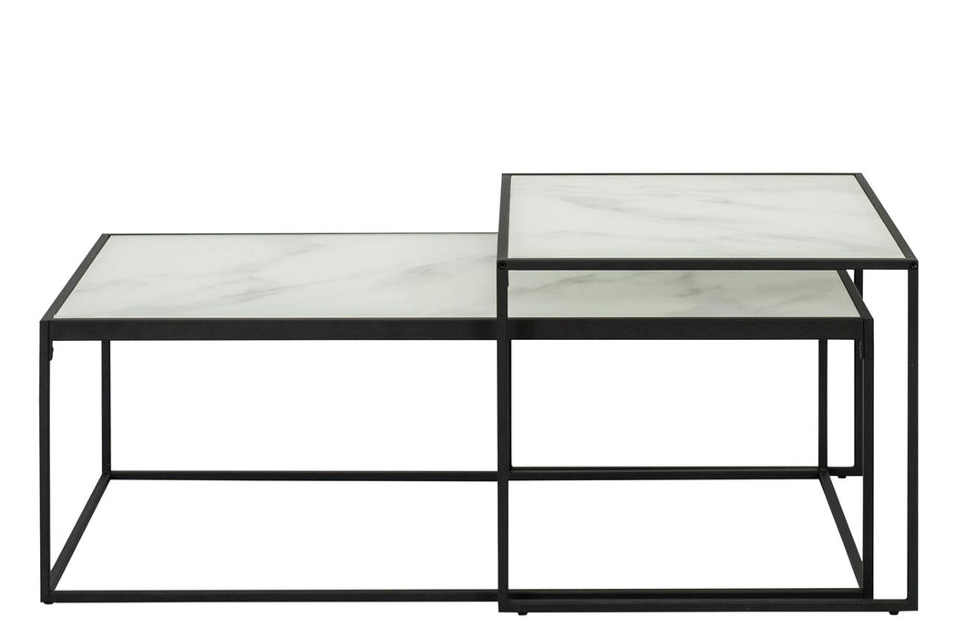 Bolton set of 2 Coffee table | Marble