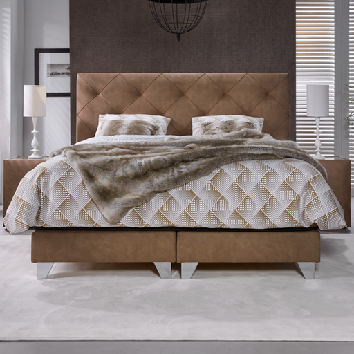 Magnefique Bed | Brown