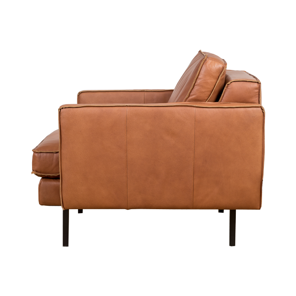 Mondial Chair | Cognac Leather