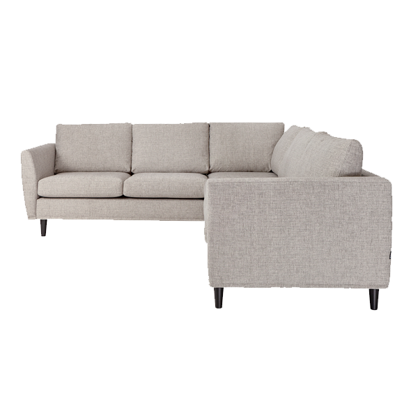 Option Corner Sofa | Right | Grey