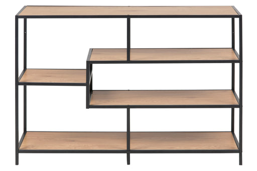 Seaford Bookcase 3 shelves | Oak