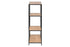 Seaford Bookcase 2 shelves | Oak