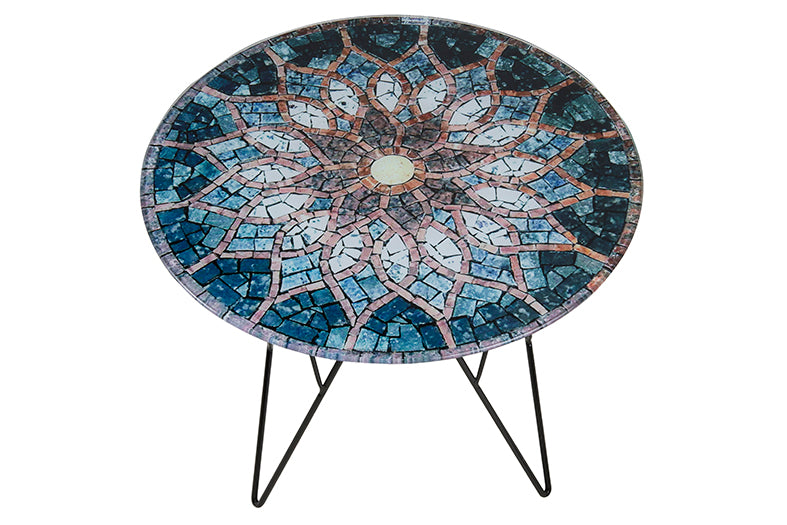 Prunus | Coffee table | Mosaic print