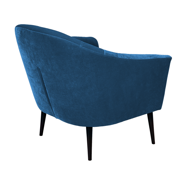 Polaris Chair | Petrol Blue