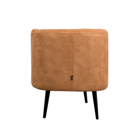 Starr Armchair | Light Brown