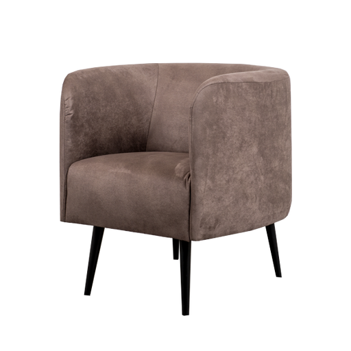 Starr Armchair | Dark Brown